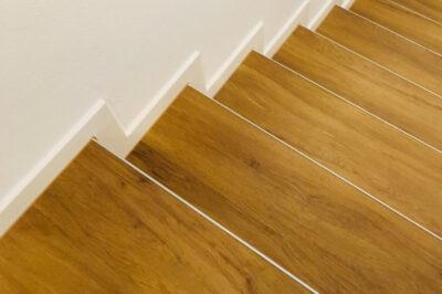 Bodenbelag Treppe Vinyl Paneele